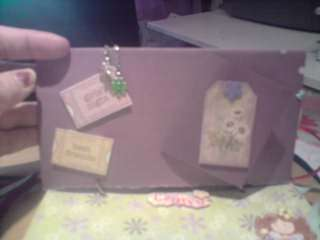 Video Cover Scrapbook  Altered Art